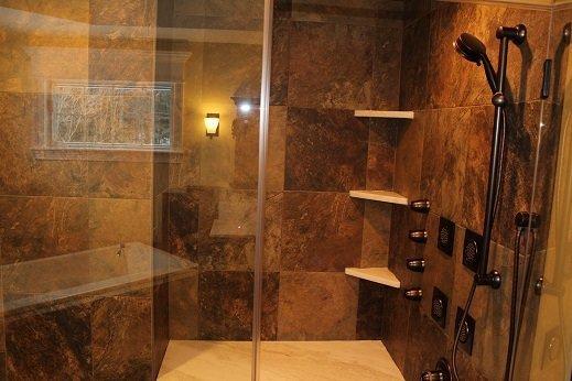 Custom Bathrooms - Buffalo, Amherst & Clarence, NY