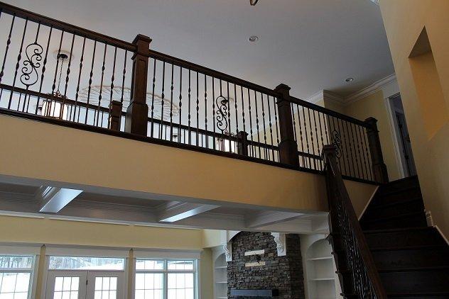 Custom Home Stairways - Buffalo, Amherst & Clarence, NY