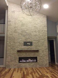 Custom Home Living Rooms - Clarence, Amherst & Buffalo, NY