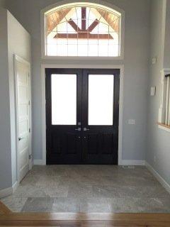 Custom Home Entrances - Clarence, Amherst & Buffalo, NY