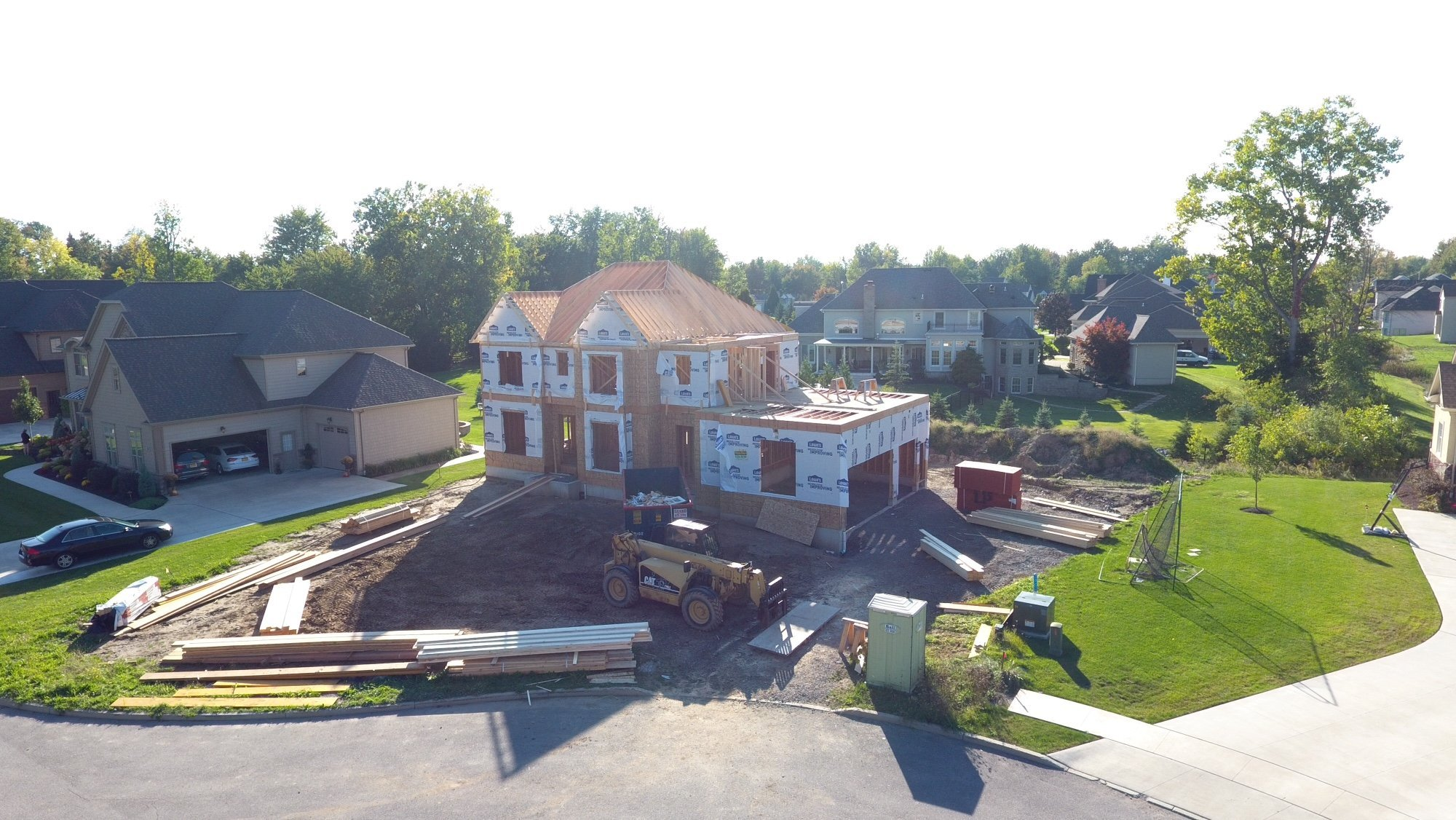 New Build Construction - Clarence, Amherst & Buffalo, NY