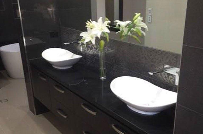 Custom Bathroom Vanities Gold Coast bathrooms | gold coast | align cabinets pty ltd | align cabinets