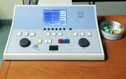 audio impedenzometro