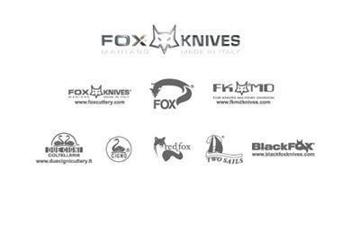 fox kniwes