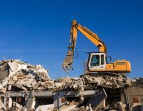 a project requiring demolition contractors in Nebraska City, NE