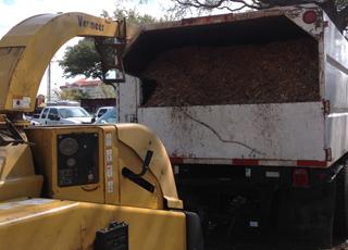 Land Clearing Austin, TX