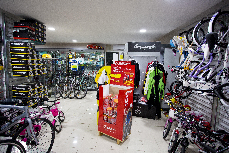show room biciclette