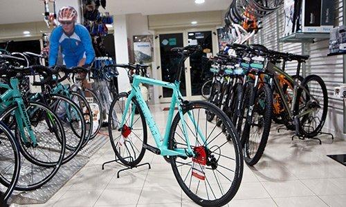 Bici di marca Bianchi in vendita