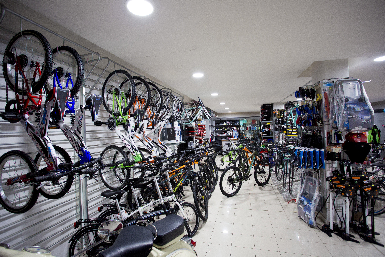 altre biciclette esposte