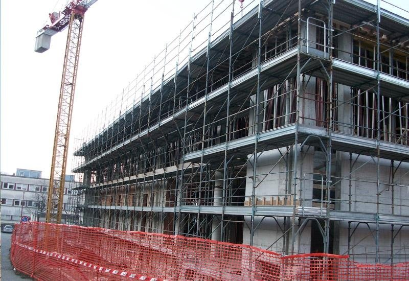Cantiere Ospedale Esine