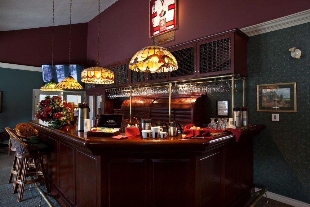 Bourbon Lounge