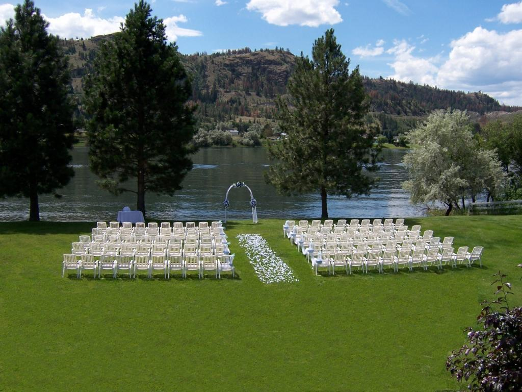 Riverfront Ceremony