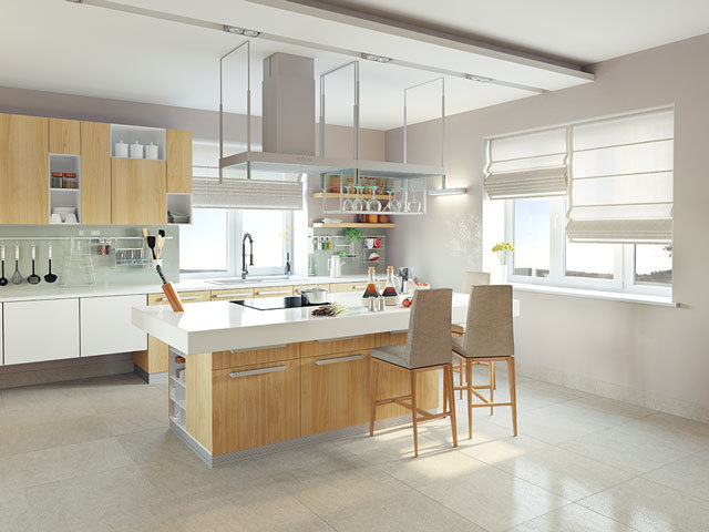 kitchen renovation EW Building builders North Sydney