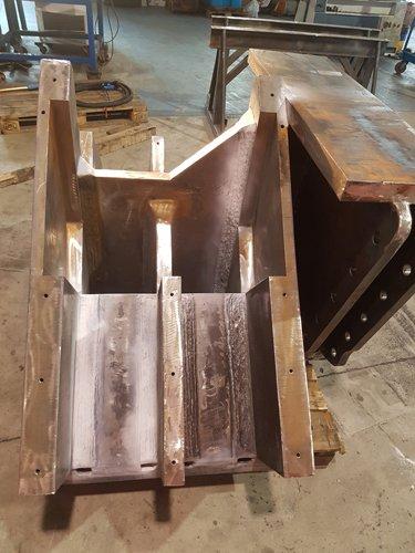 Carpenteria e montaggi industriali