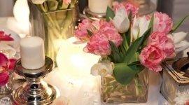 addobbi floreali per banchetti