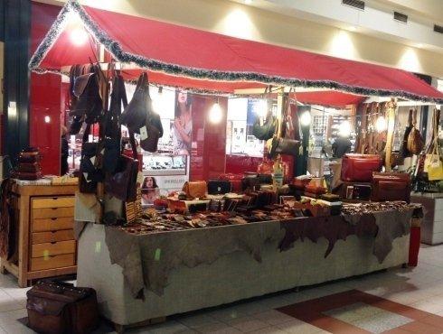 Esposizione mercatini itineranti