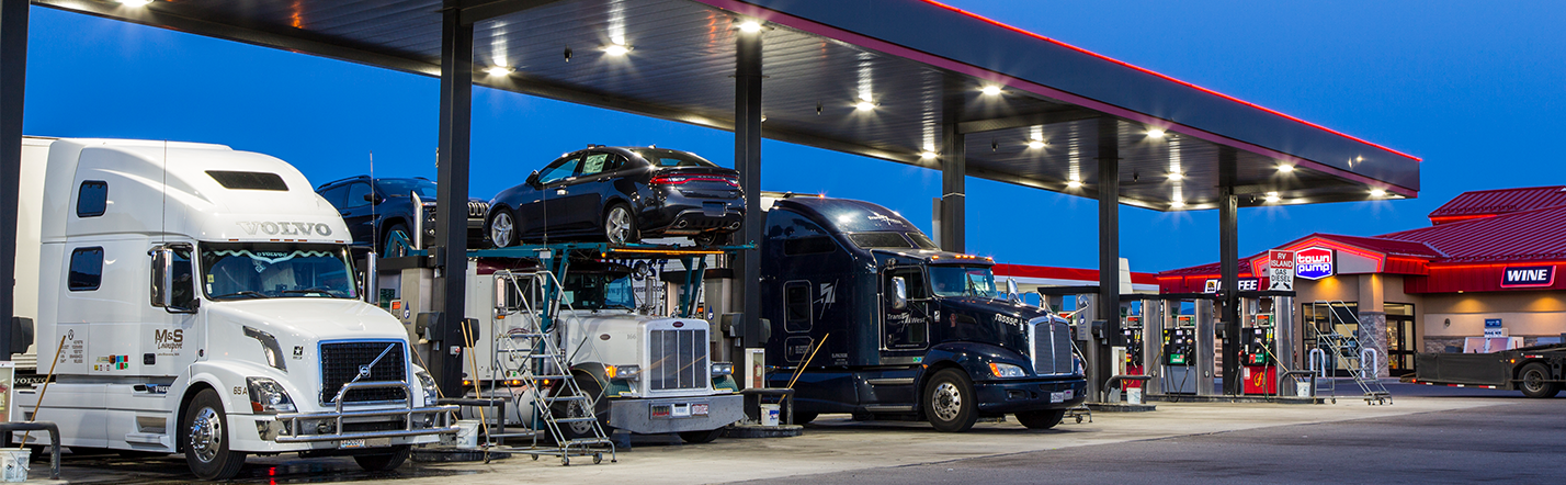 Truck stops travel plazas more amenities quality customer service publicscrutiny Choice Image