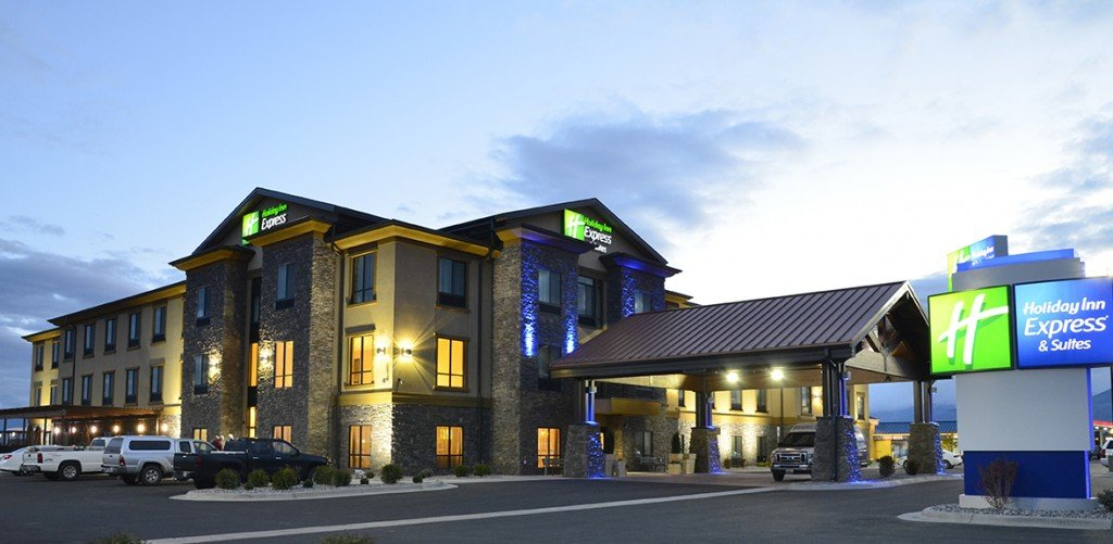Holiday Inn Express & Suites, Belgrade, MT