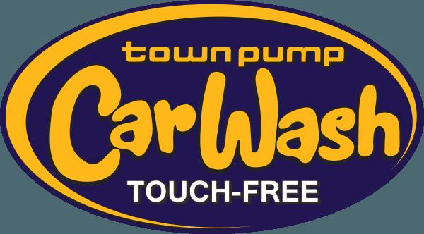 Town Pump Touch Free Car Wash