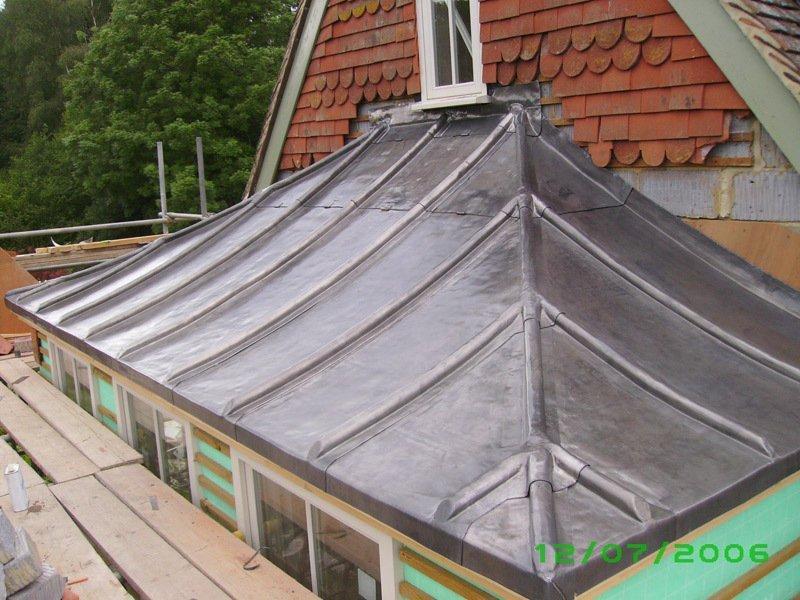 Lead Roofing In Farnham Newbury Amp Beyond