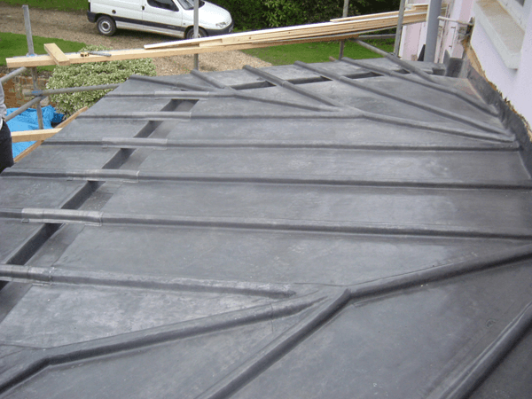 Images Of Loggia And Curved Roll Roofing In Surrey Amp Hampshire