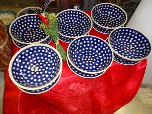 Scodelle in ceramica