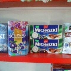 caramelle polacche, vendita caramelle, caramelle ripiene