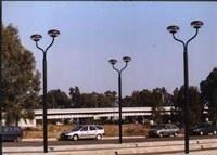 impianto pubblica illuminazione bernalda