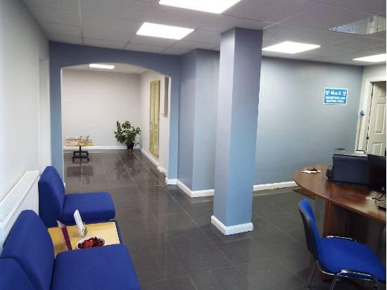 North East Motorhome Repair Centre Ltd reception