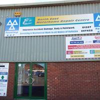 North East Motorhome Repair Centre Ltd garage