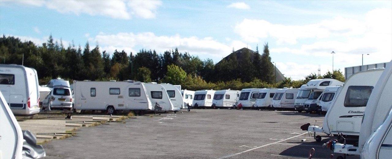 caravan fleet