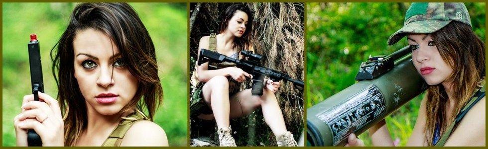 armi pe munizioni per simulazione di combattimento catania