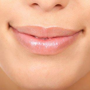 le labbra di una donna