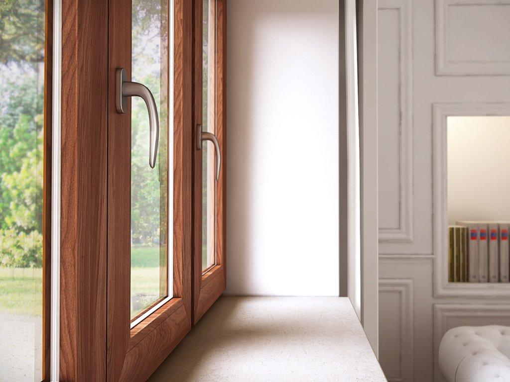 Infissi serramenti finestre pvc alluminio porte cagliari for Preventivo finestre alluminio