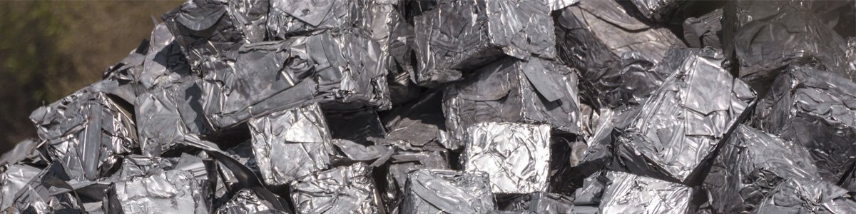 Byproducts of our metal recycling services in Brisbane