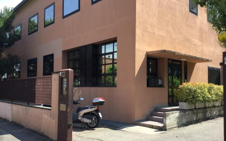 Lo stabile Studio Landuzzi