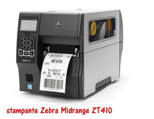 stampante professionale per etichette