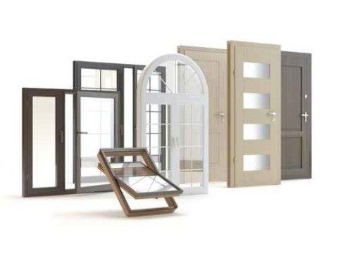 Porte e finestre laminate