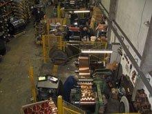 Stainless steel stockists - Baldock, Hertfordshire - C S Alloys  - Rolled steel