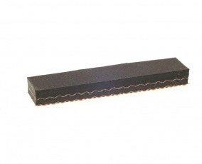 Friction back conveyor belting
