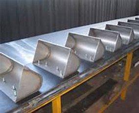 Elevator conveyor belting