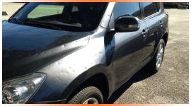 auto grandinate riparazione