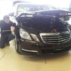 Riparazione carrozzeria auto di lusso