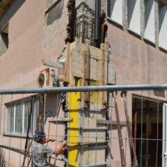 Ripristino struttura in muratura
