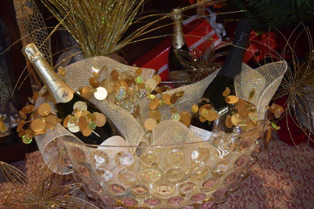Spumantiera 2 bottiglie Champagne