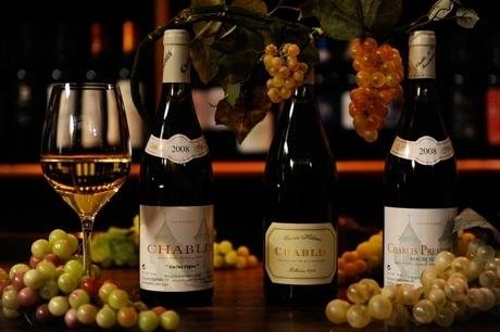 Vini italiani e champagne