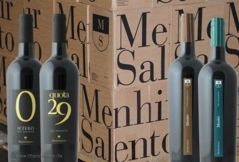 Vino Menhir - Salento