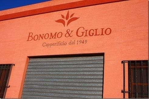 Vino Bonomo & Giglio - Pantelleria
