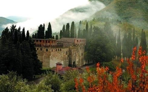 Castello del Trebbio Pontassieve