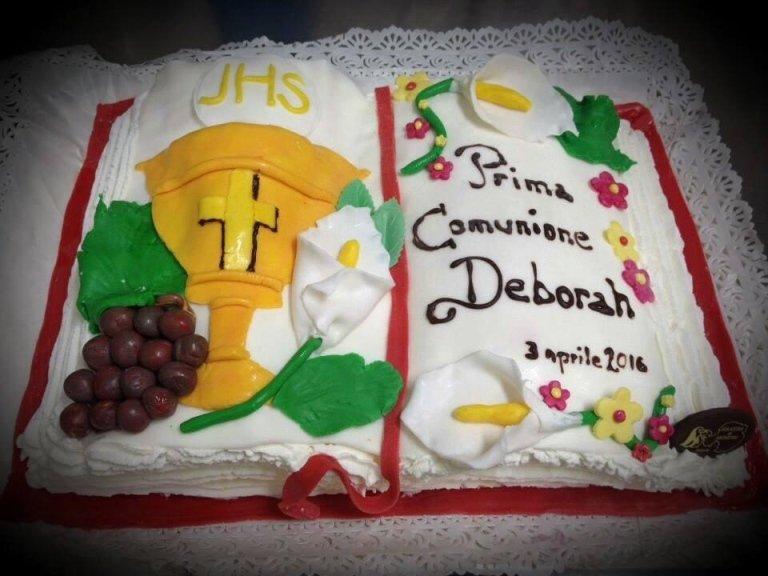 Torte per battesimi e cresime